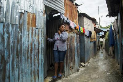 Haiti poverty