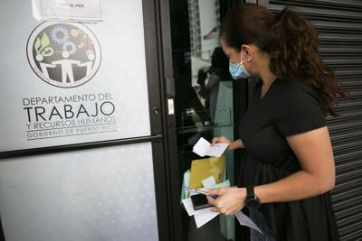 COVID-19: Unemployment in Puerto Rico