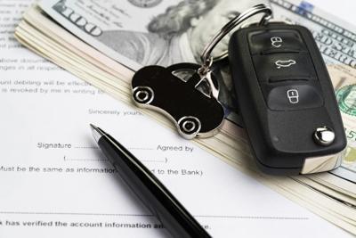 Auto Sales, Money
