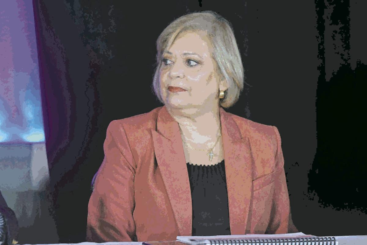 Enid Monge,  president of Entrepreneurs for Puerto Rico