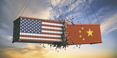 U.S. and China trade war