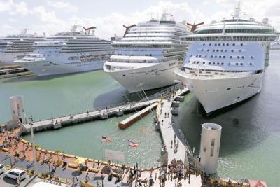 Cruise ships, Ports Authority, Tourism