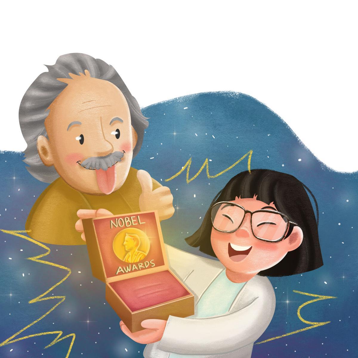 Good Night Little Astronomer