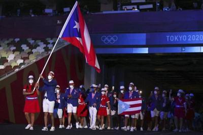 Puerto Rico in Tokyo Olympics