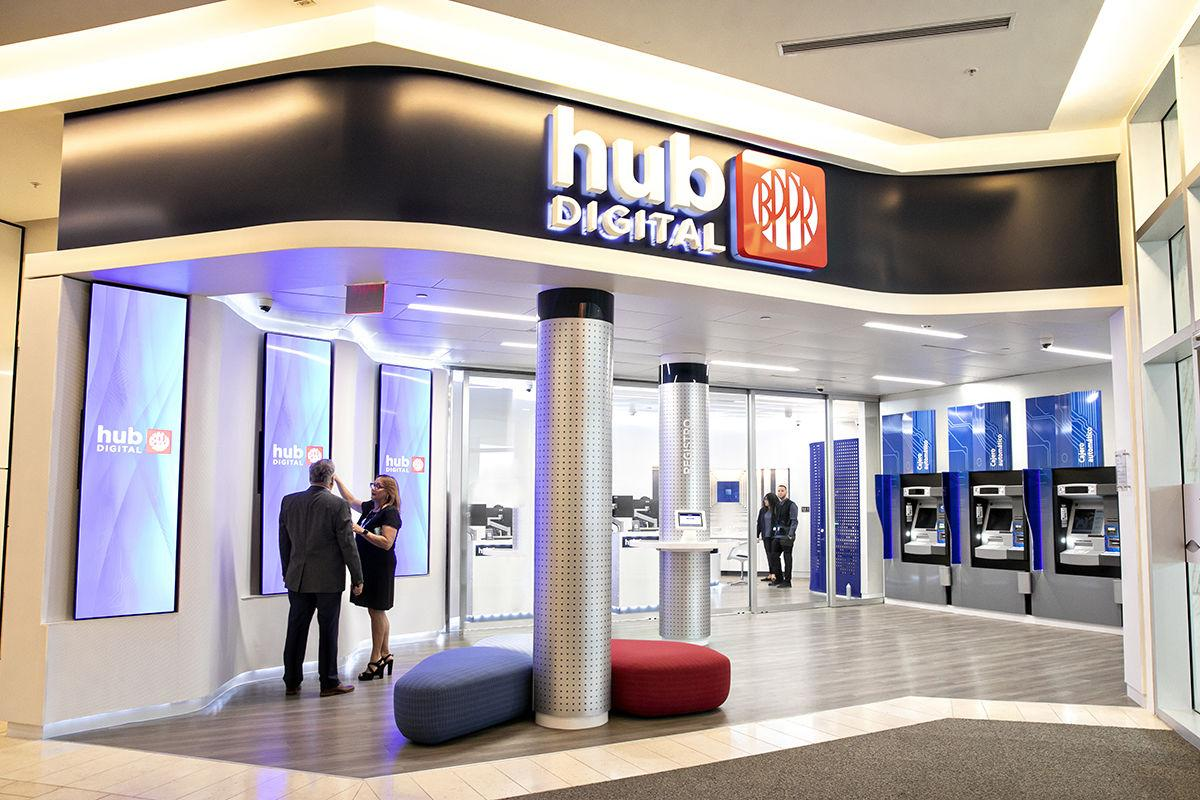 Banco Popular Opens Digital Hub At The Mall Of San Juan