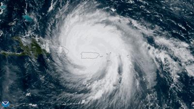 NOAA hurricane maria