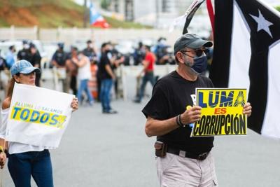 Frente Amplio Todo Puerto Rico contra LUMA