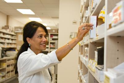 pharmacy medicine