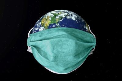 coronavirus world earth