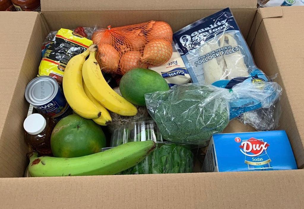 coronavirus groceries