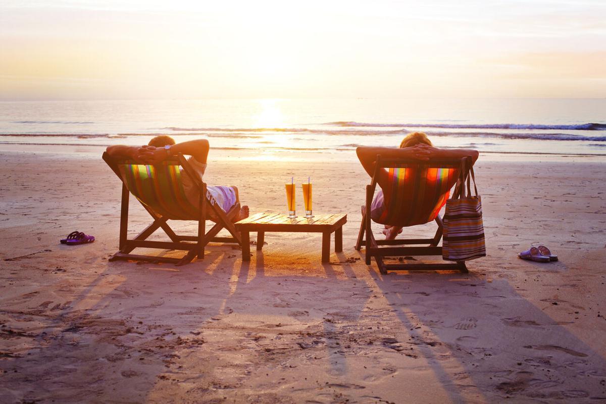 Hotel, Couple, Tourism, Beach, Travel