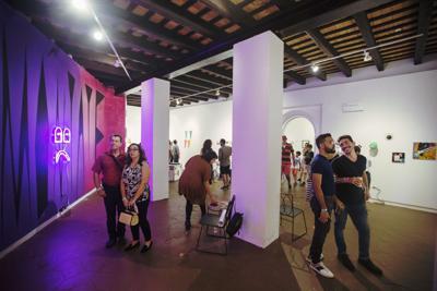 MECA International Art Fair