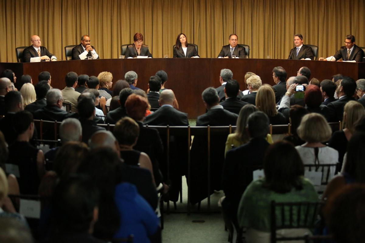 Jueces Tribunal Supremo
