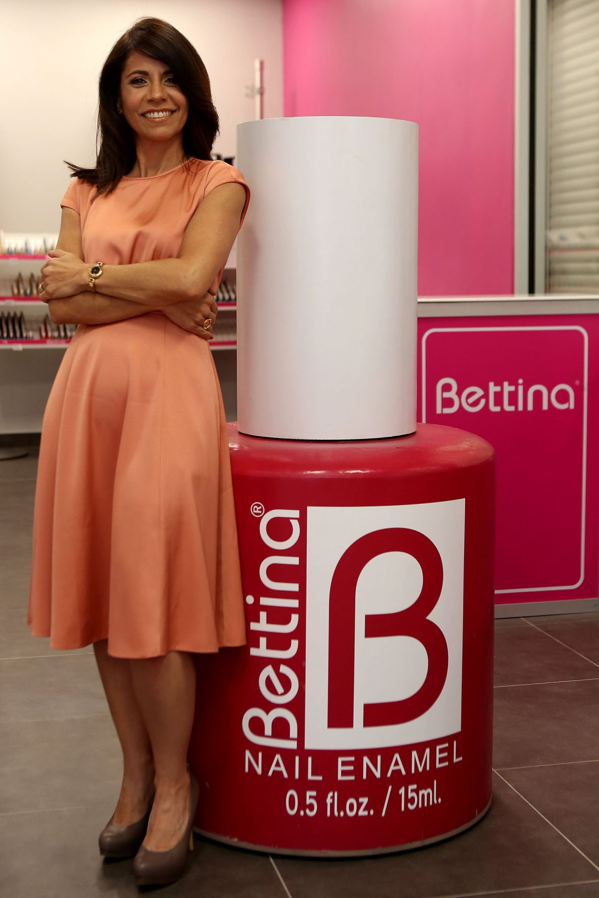 Bettina Mercado And The Color Of Success Business Theweeklyjournal Com