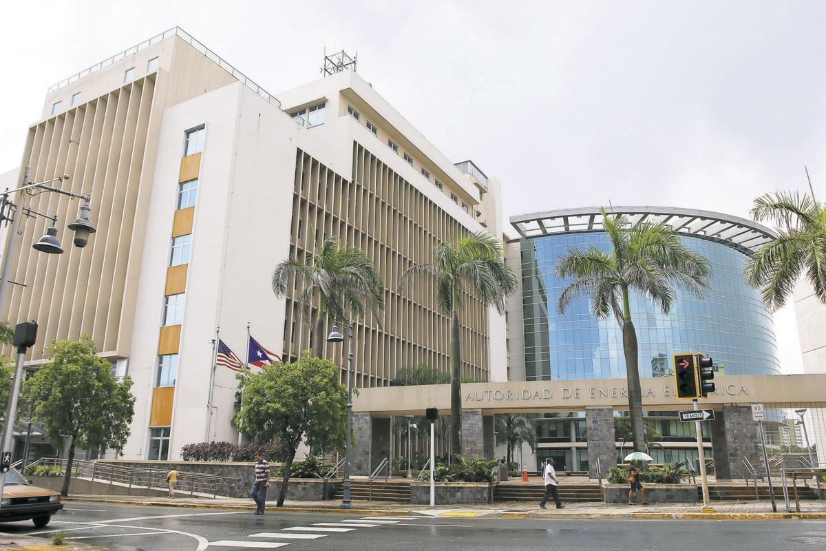 Puerto Rico Electric Power Authority (Prepa)