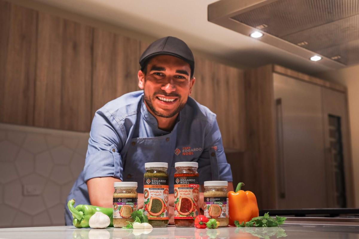 Chef Edgardo Noel