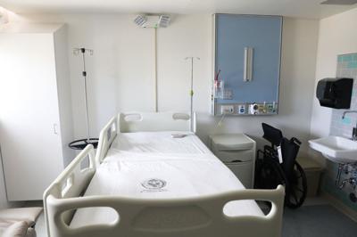 Coronavirus Patient Room