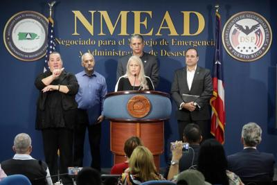 Governor Wanda Vazquez offers Message to Puerto Rico