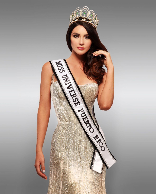 Miss Universe Puerto Rico 2020