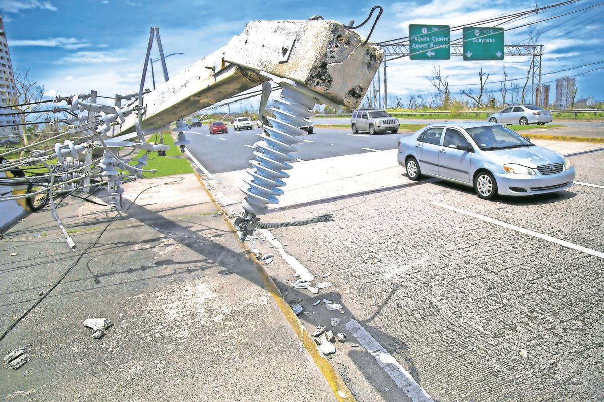 Electricity Hurricane Maria