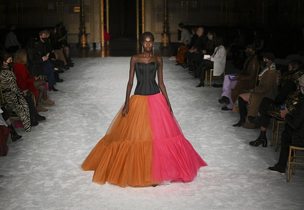 Christian Siriano Fall/Winter 2021 Collection