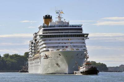 World cruise amid Covid-19