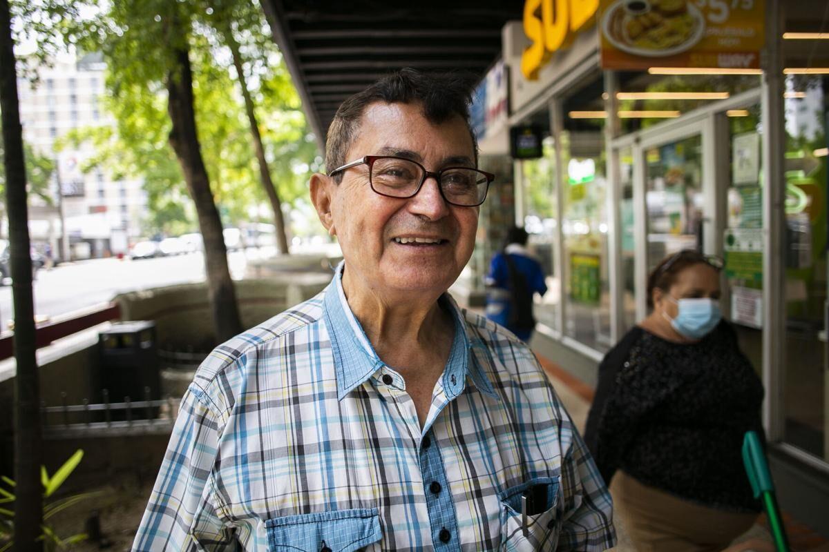 Cecilio González, citizen concern