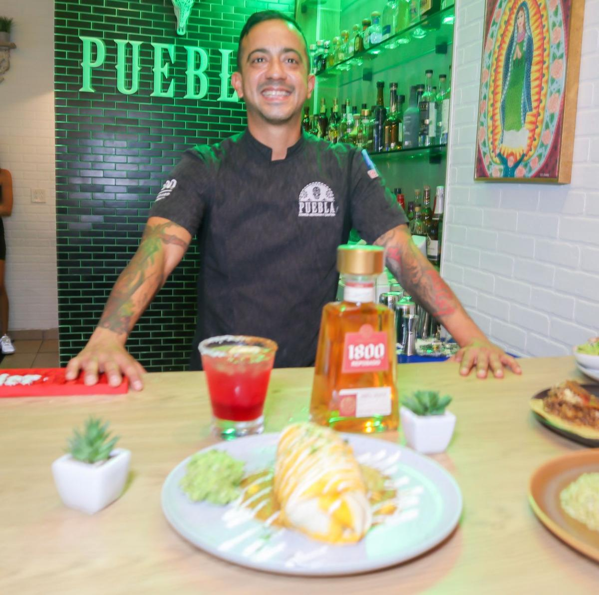Chef Xavier Toro