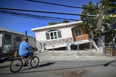 Earthquake home