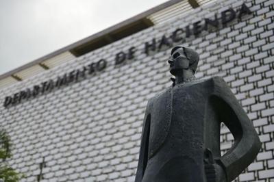 Puerto Rico Treasury Department, Hacienda (building)