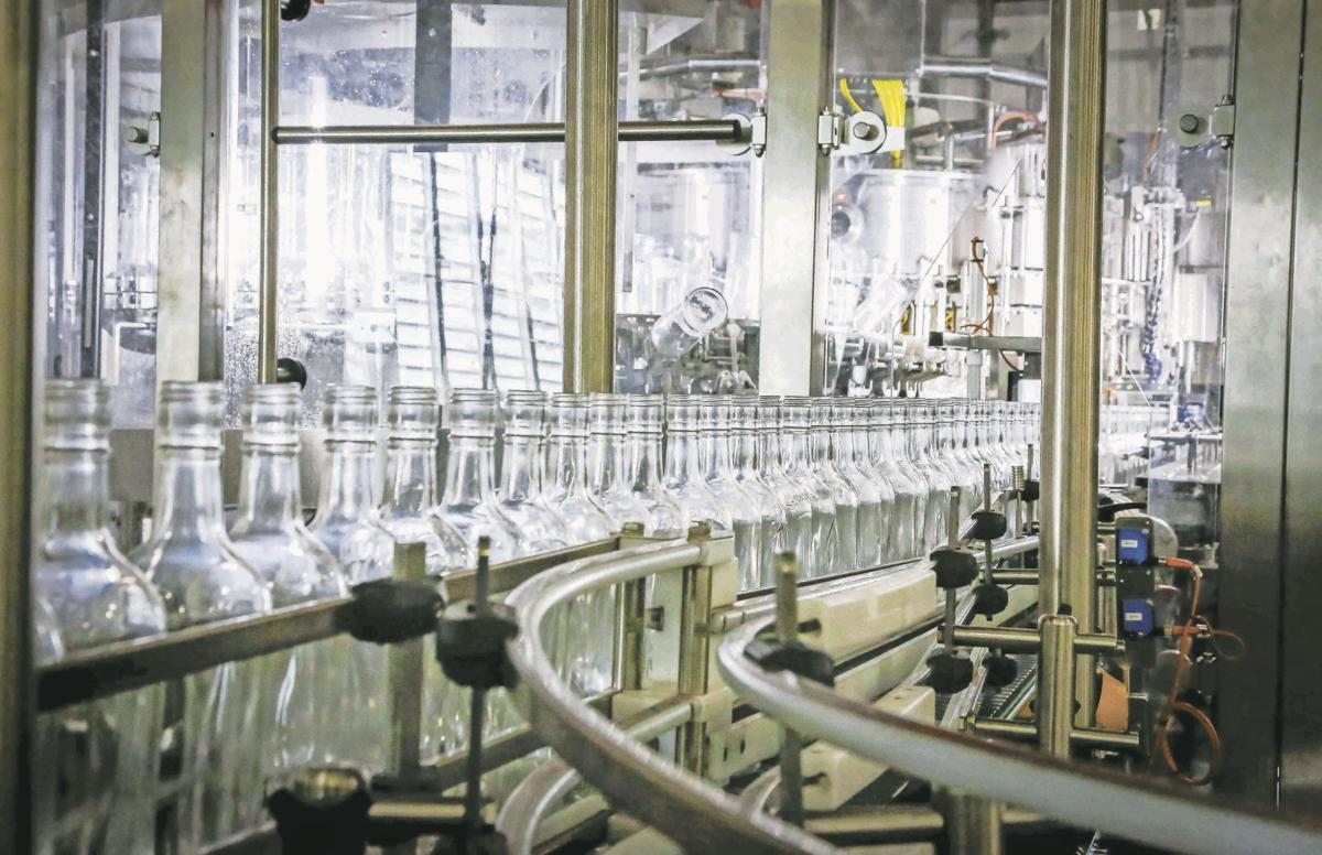 Serrallés Bottling Plant