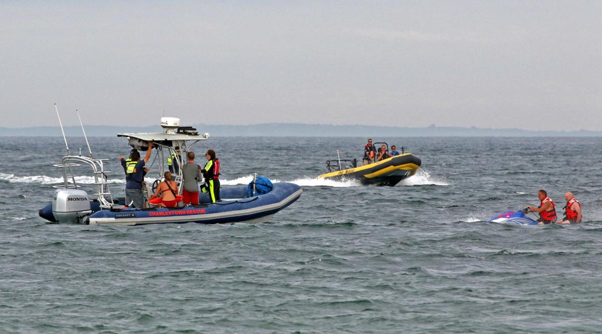 072219 WES Water rescue drill Misquamicut 1084.JPG