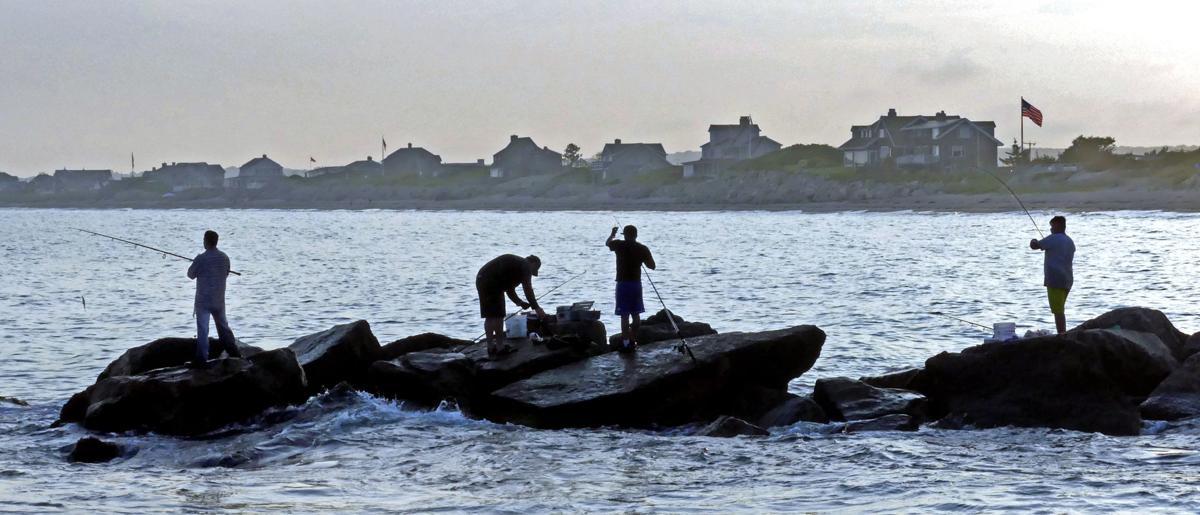 WES Breachway fishing at sun set 25455.JPG