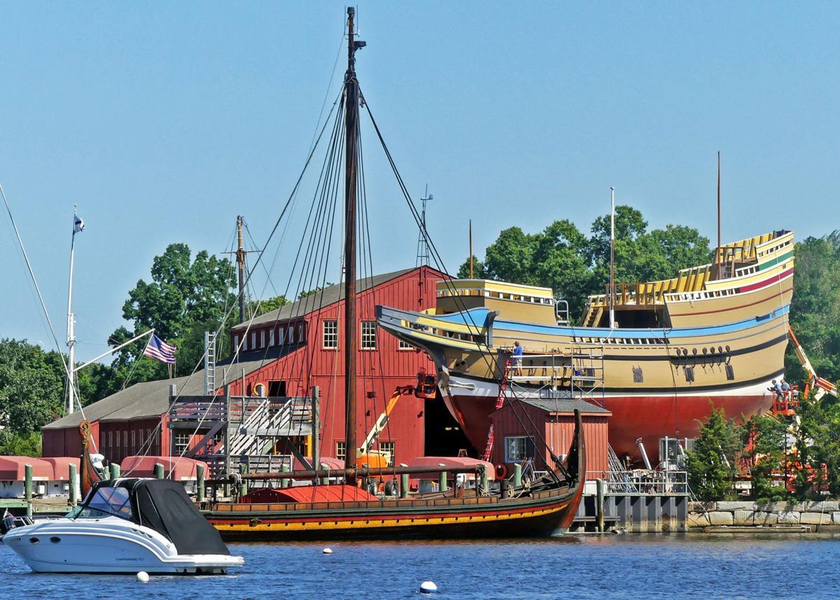 082919 MYS Mayflower II relaunch prep 1257.JPG