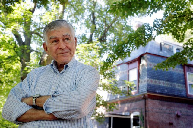 Former presidential candidate Michael Dukakis proposes global accord on use of artificial intelligence by governments