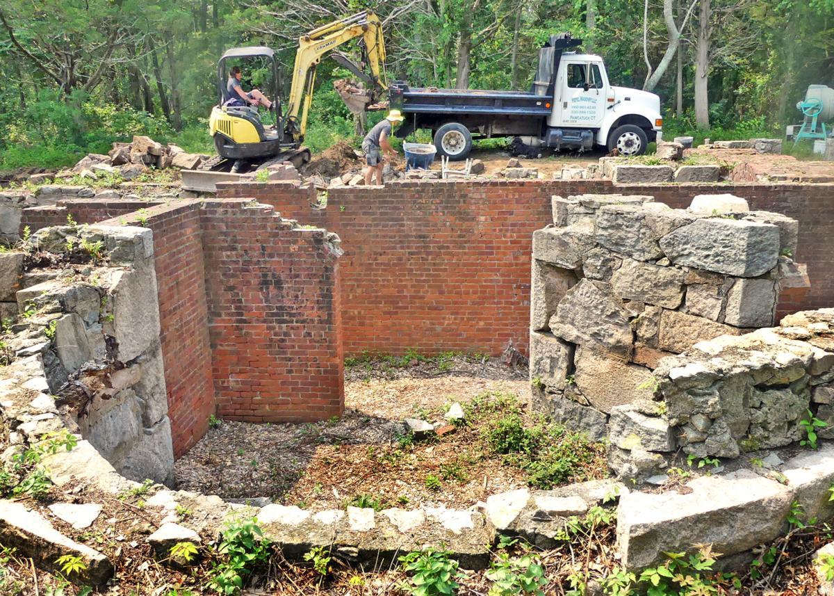 072121 MYS Stillman foundation restoration Coogan Farm hh 64415.JPG