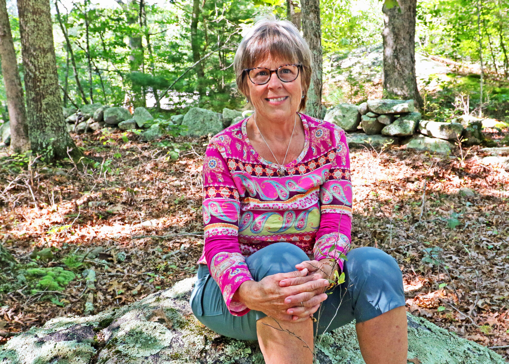 The healing power of nature — Deirdre O'Connor introduces forest bathing to clients