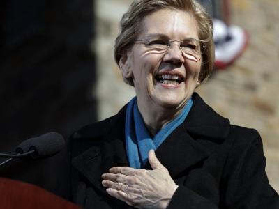 Warren rally