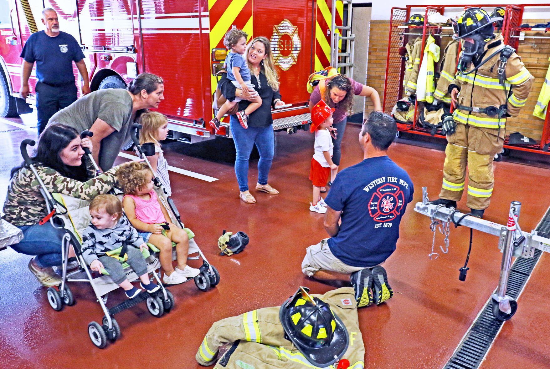 Local fire services turn a focus to recruitment, retention of volunteers