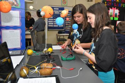 Westerly Expo links young minds, hands, and concepts