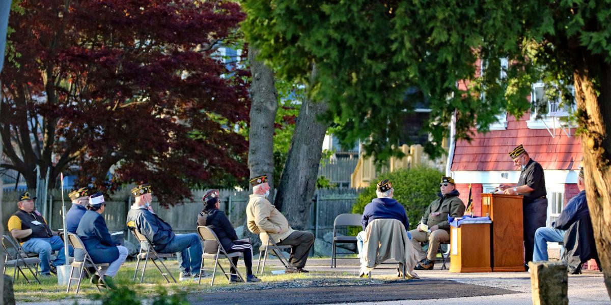 WES VFW social sistancing meeting outdoors-051420 14922.JPG