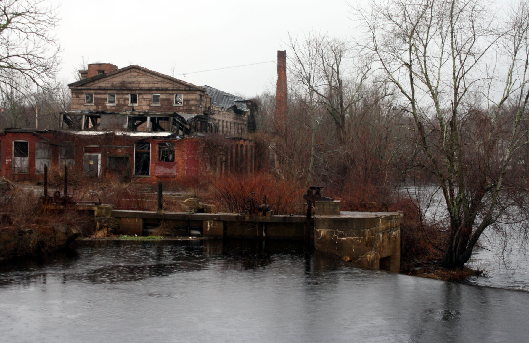Westerly council to discuss using Rescue Plan Act funding for use in Potter Hill Mill demolition