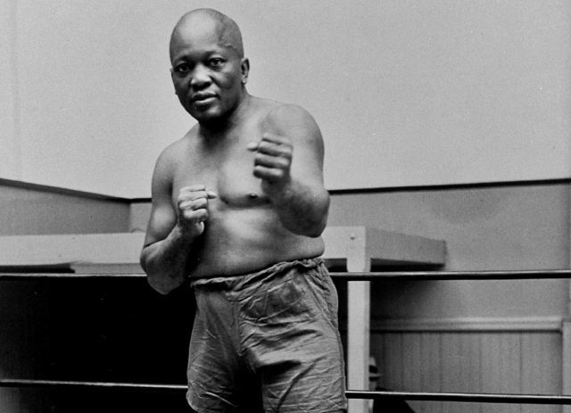 Descendant of boxer Jack Johnson hopes for a pardon from President Trump