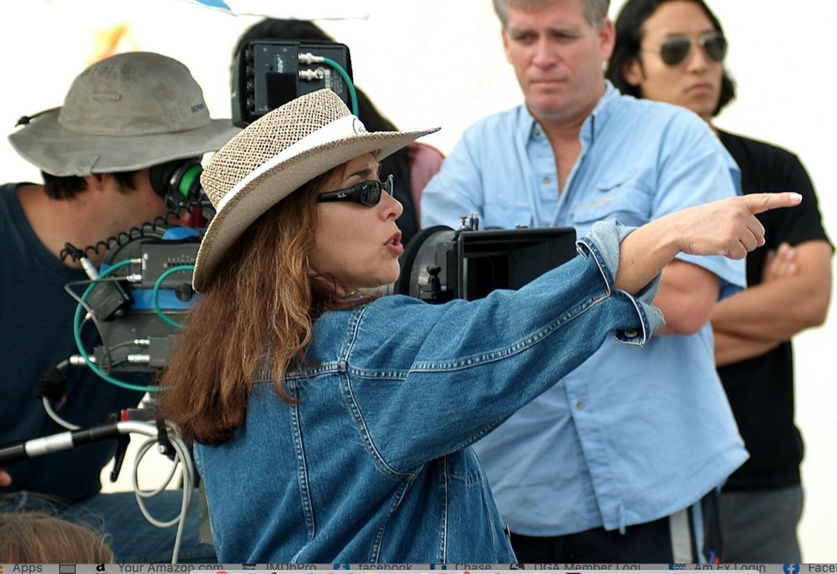 Susan Seidelman Photo courtesy Mystic Film Festival