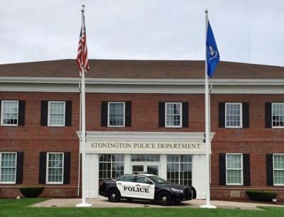 standing Stonington Police Department