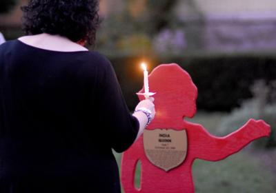 Vigil for victims: Domestic Violence Resource Center of South County holds candlelight vigil Tuesday in Wilcox Park