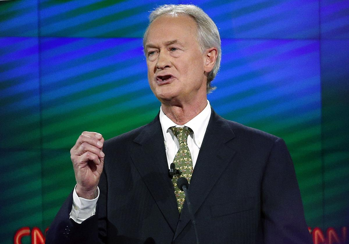 Election 2020 Chafee