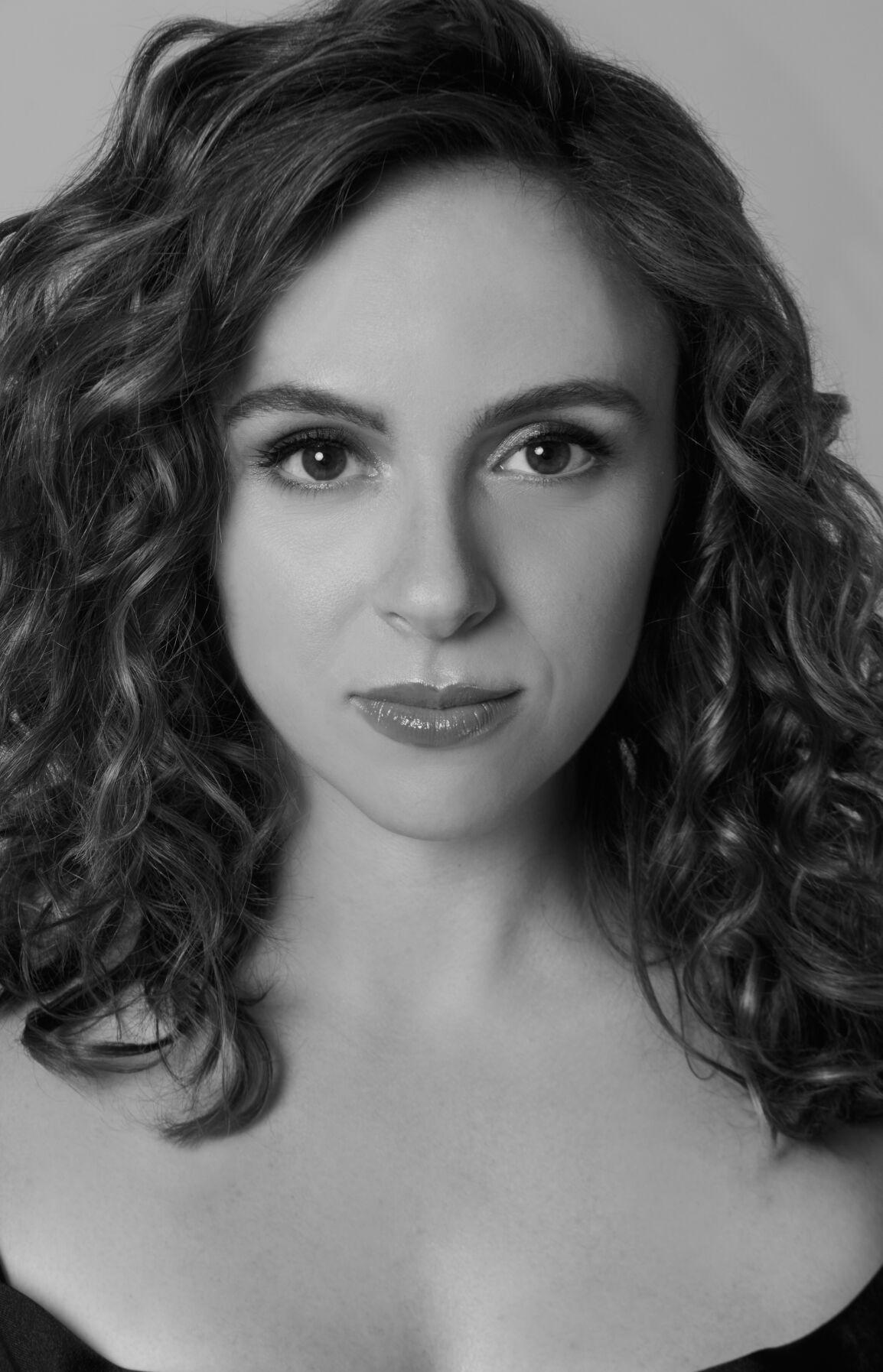 Olivia Valli Photo courtesy Providence Performing Arts Center