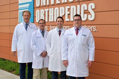 University Ortho doctors