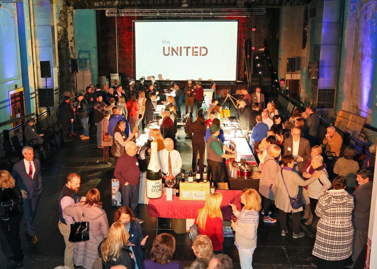 The United Theatre Business Expo, sponsored by the Ocean Community Chamber of Commerce, was held Tuesday evening, January 29th, 2019 at the United Theatre in Westerly. The event was a unique business oriented kick-off to the community phase of the theatre's fundraising. | Jackie Turner, Special to The Sun.